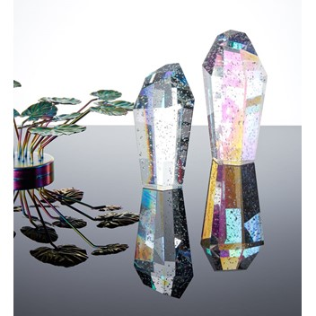 Eden Outcast Crystal Rock Clear L