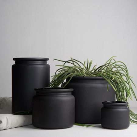 dbkd Pure Pot Black Small