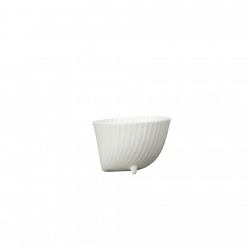 By ON Bowl Frances X-Small White