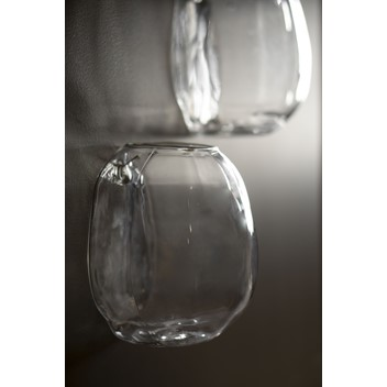 dbkd Pebble Wall Glass Small