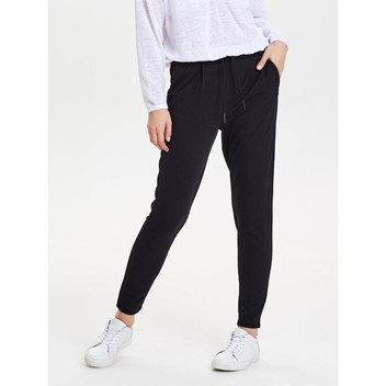 ONLY Poptrash Pants Black