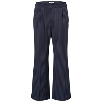 Pieces Bibi Pants Maritime Blue
