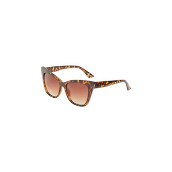 OBJECT Kelsey Sunglasses Amber Brown