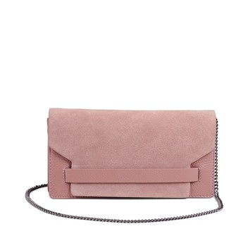 Markberg Elma Clutch Suede Bloom