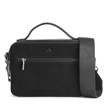 Markberg Kyla Bag Suede Mix Black