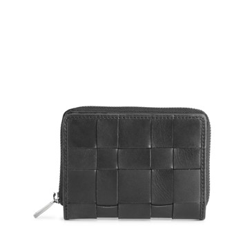 Markberg Alva Wallet Black Antique